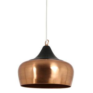 Light & Living Hanglamp Rose zwart