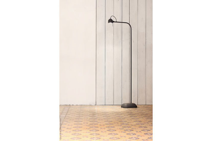 Frezoli Lighting by Tierlantijn Frezoli vloerlamp Spezia Bruin patina L.173.1.820