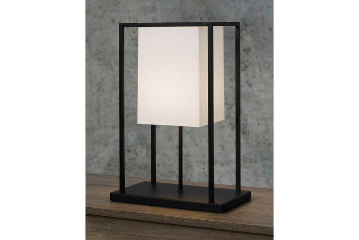 Frezoli Lighting by Tierlantijn Frezoli tafellamp Skansen Mat zwart L.180.1.600