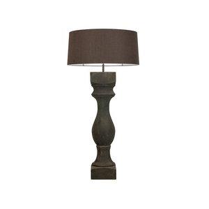 Frezoli vloerlamp Rovigo XXL Grijs/zwart L.197.1.000