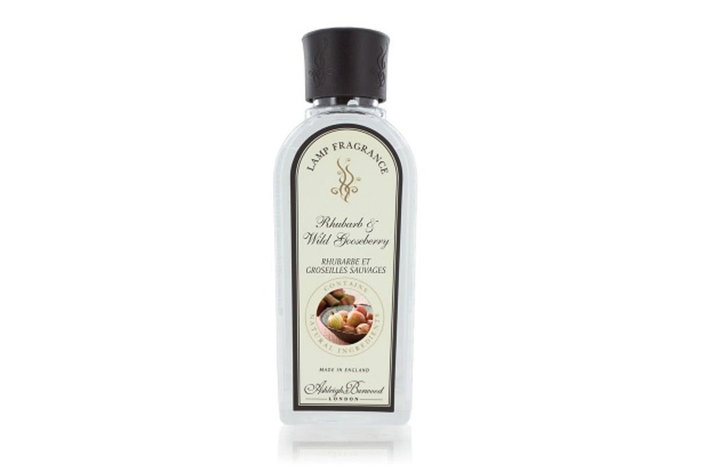 Ashleigh & Burwood Ashleigh & Burwood Lamp Oil Rhubarbe & Wild Gooseberry 250 ml