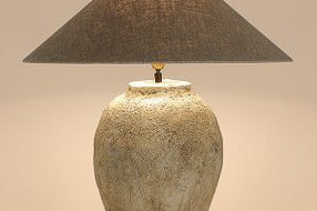Frezoli Lighting by Tierlantijn Frezoli Kruiklamp Antiek Wit L.617.1.000