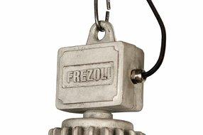 Frezoli Lighting by Tierlantijn Frezoli hanglamp Raz Grijs L.815.2.9.400