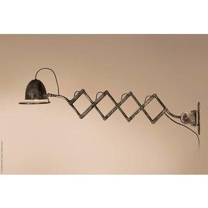 Frezoli wandlamp Cimino Grijs/zwart L.106.1.400