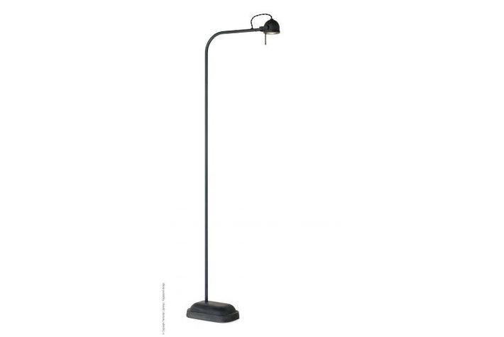 Frezoli Lighting by Tierlantijn Frezoli vloerlamp Spezia Mat zwart L.173.1.600