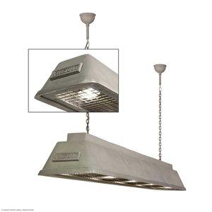 Frezoli Hanglamp Bizz small Aluminium L.841.1.800