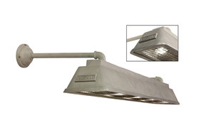 Frezoli Lighting by Tierlantijn Frezoli wandlamp Bizz small Aluminium L.841.2.800