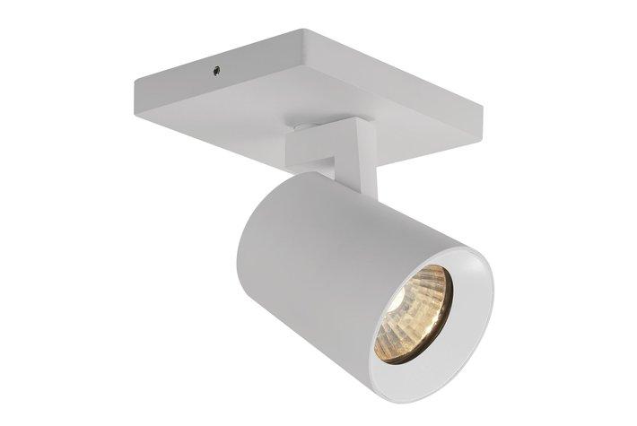 Maretti Lighting Epic Opbouw spot 1-Lichts wit