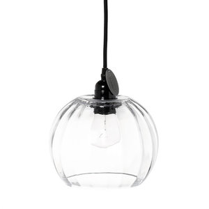 Hanglamp  Helder Glas