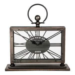 PTMD metal clock