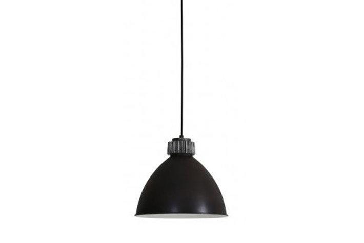 Light en Living Light & Living Industriele hanglamp grafiet