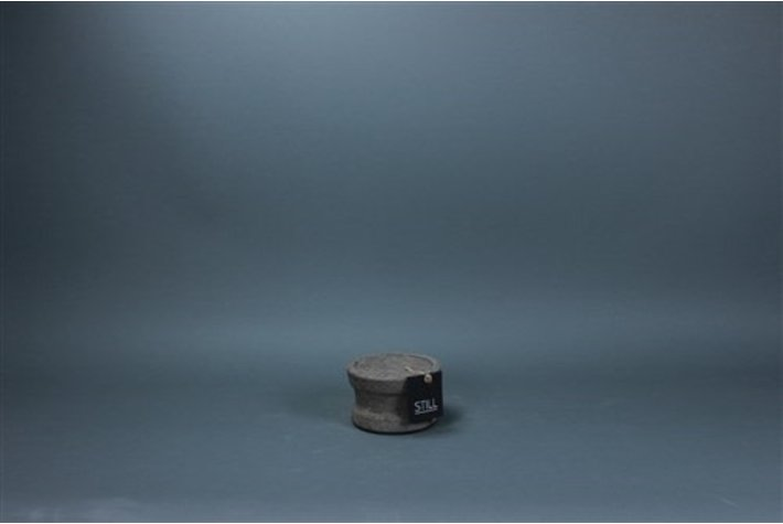 Eigenstijl Wonen Candleholder Grey slate