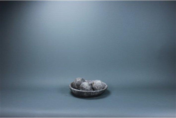 Eigenstijl Wonen Bowl Grey Corosi