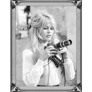 MondiArt Glasschilderij Brigitte Bardot