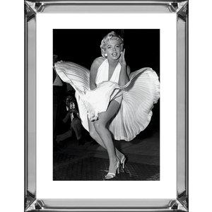 MondiArt Glasschilderij Marilyn Monroe