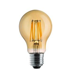 Wire LED Normaallamp Antique 6W E27 2000K 6 watt Warm 12100581