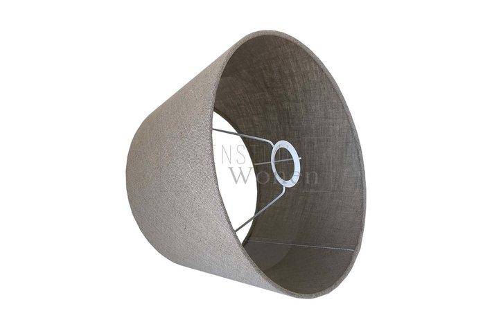 Eigenstijl Wonen Lampenkap naturel 41277-51 - RL 35cm