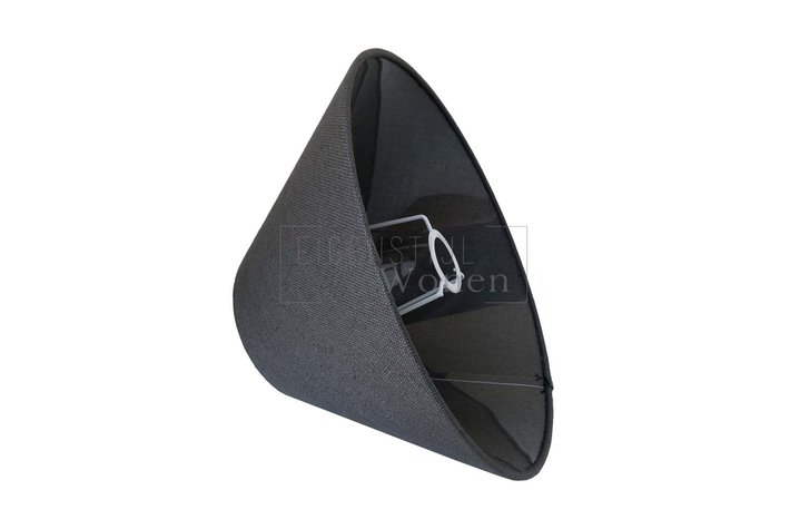 Eigenstijl Wonen Lampenkap grijs 8244-83 - HS70cm