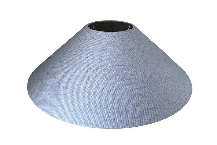 Eigenstijl Wonen Lampenkap creme 8244-12 - P50cm