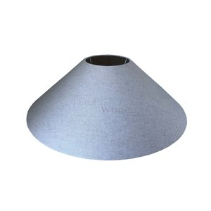 Lampenkap creme 8244-12 - P55cm