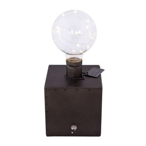 Blub Lamp Black