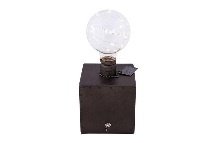Home society Blub Lamp Black
