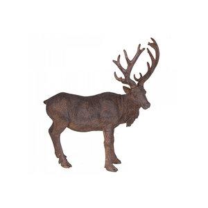 Resin Deer Bruin