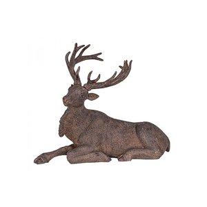 Deer-Laying Resin