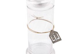 Home society Glass L Glas