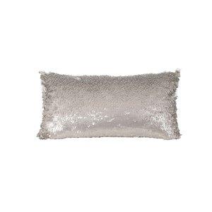 Light & Living Pillow 60x30 cm KIRZY matt gold-silver