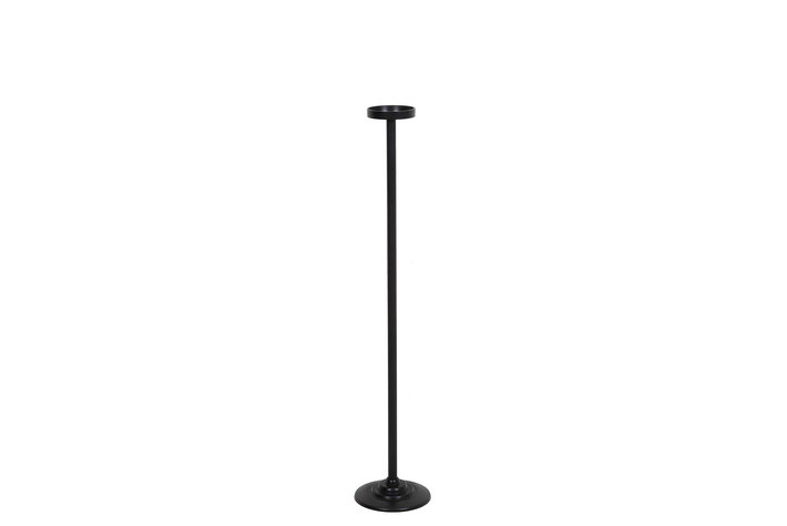 Light en Living Light & Living Candle holder Ø20x100 cm ZIYA matt black