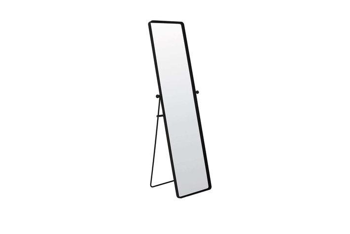 Light en Living Light & Living Mirror 45x4x180 cm FERIDE matt black