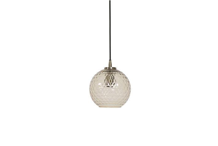 Light en Living Light & Living Hanging lamp Ø20x22 cm DIONE glass antique bronze