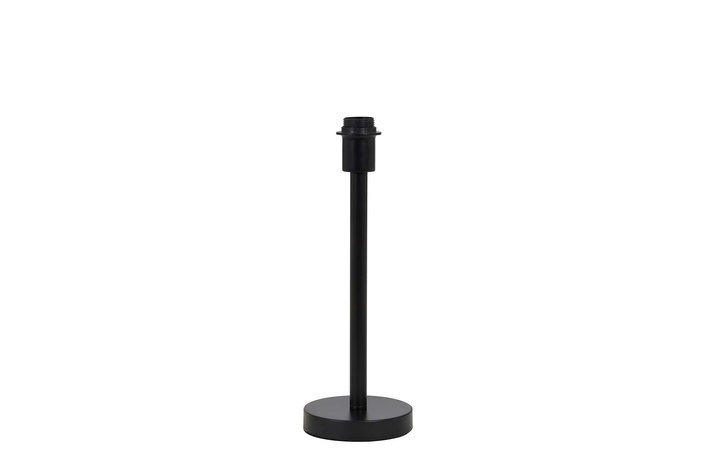 Light en Living Light & Living Lamp base Ø14x39 cm WASHINGTON matt black