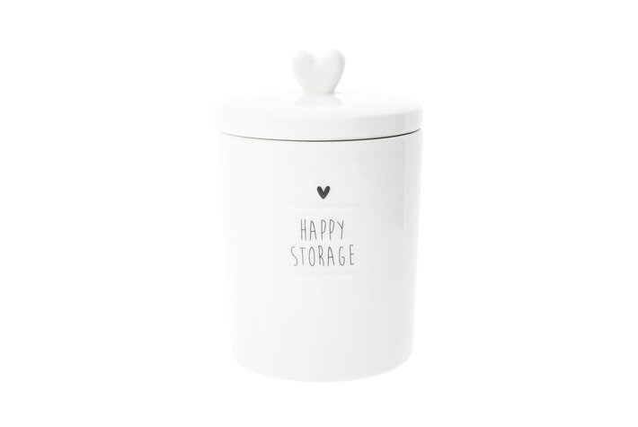 Bastion Collections Bastion Collections Jars Ass Small White
