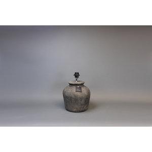 Round Vase Lamp M GOG 3229