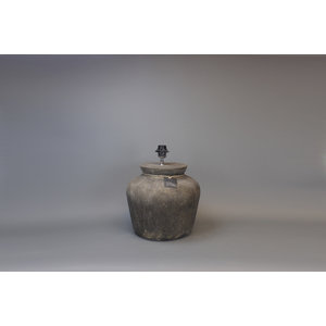 Round Vase Lamp L GOG 3228