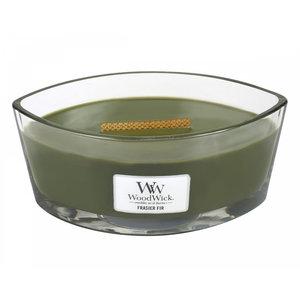 WW Frasier Fir Hearthwick Ellipse Candle