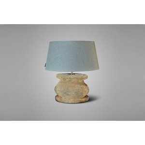 Brynxz lamp oval old brown