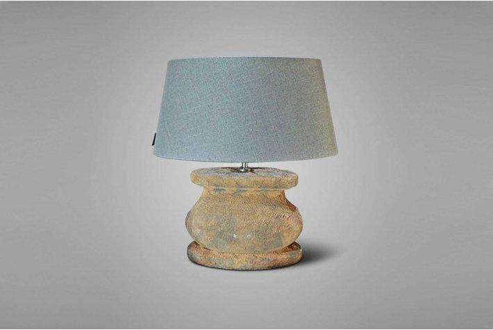 Brynxz Brynxz lamp oval old brown