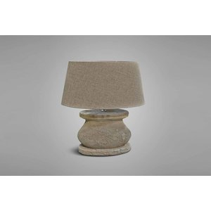 Brynxz lamp oval dusty