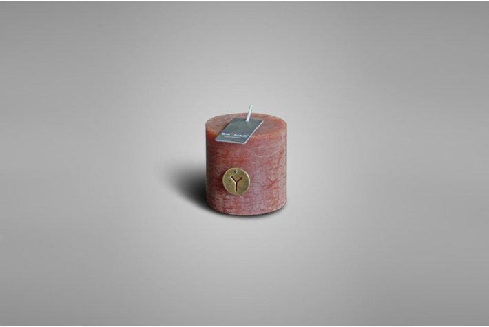 Brynxz Brynxz rustic candle cognac