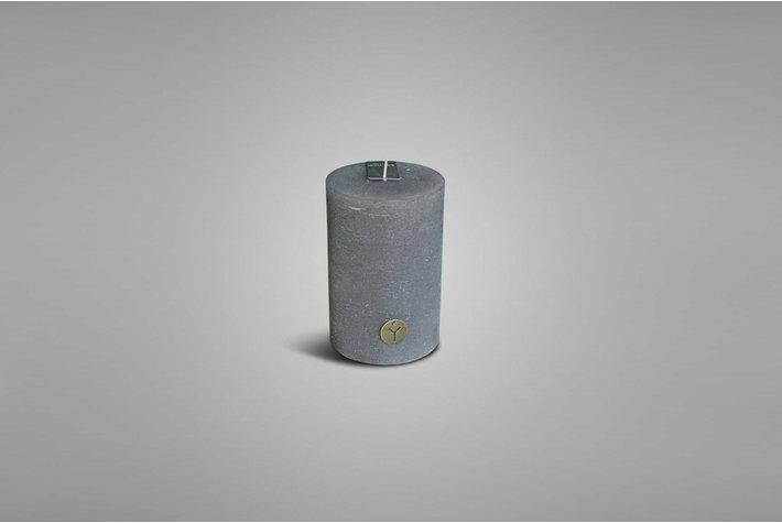 Brynxz Brynxz rustic candle mystic grey