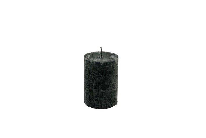 Stompkaars metallic dark grey 7x10cm