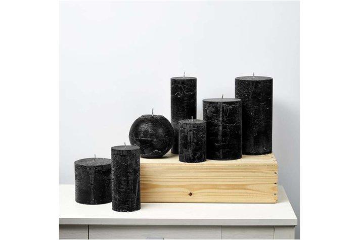 Stompkaars black 7x10cm