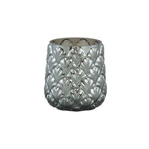 PTMD Gigi Green glass stormlight shells votive  S