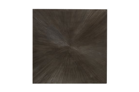 PTMD PMTD Zapp Brown ribbed wallpanel square S
