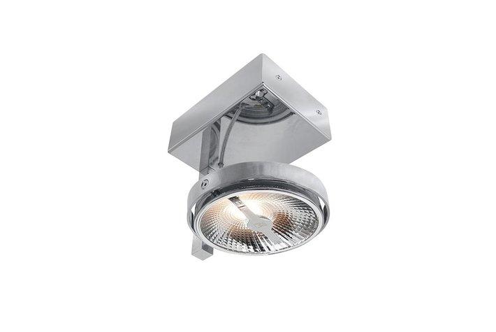 Maretti Lighting chique 1 lichts AR111 LED chroom