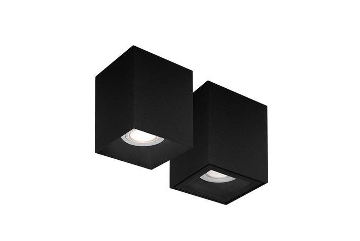 Maretti Lighting Maretti opbouwspots QBO zwart 11.1540.04
