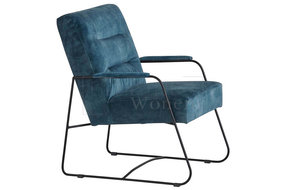 My Sons Fauteuil Lucka antraciet